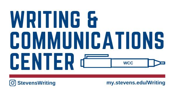 Writing & Communications Center Logo